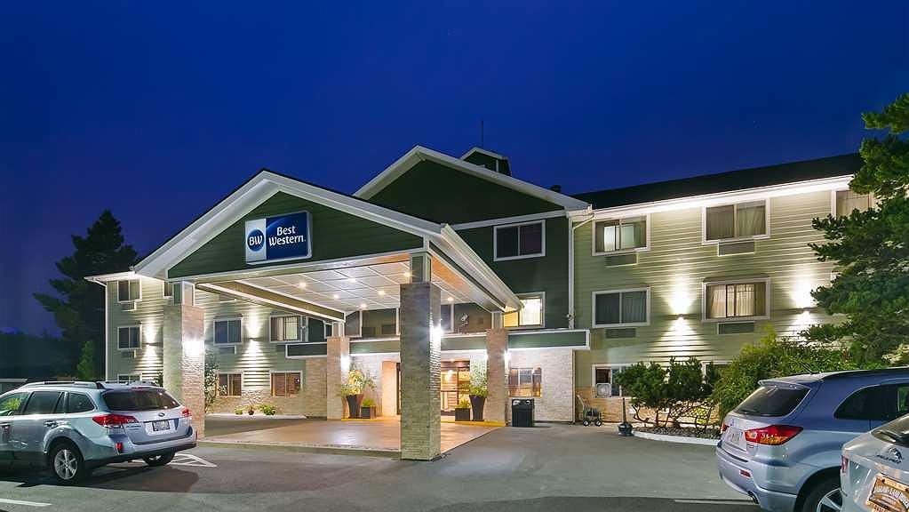 Best Western Long Beach Inn - Vista exterior