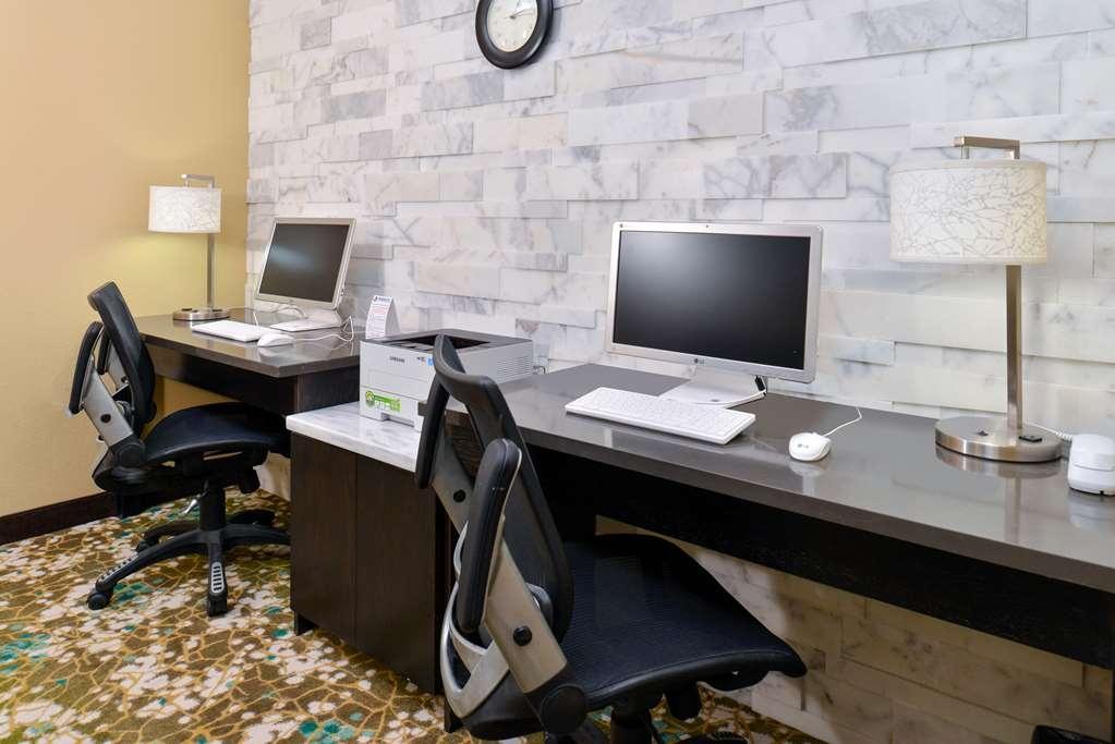 Best Western Long Beach Inn - centro de negocios-característica