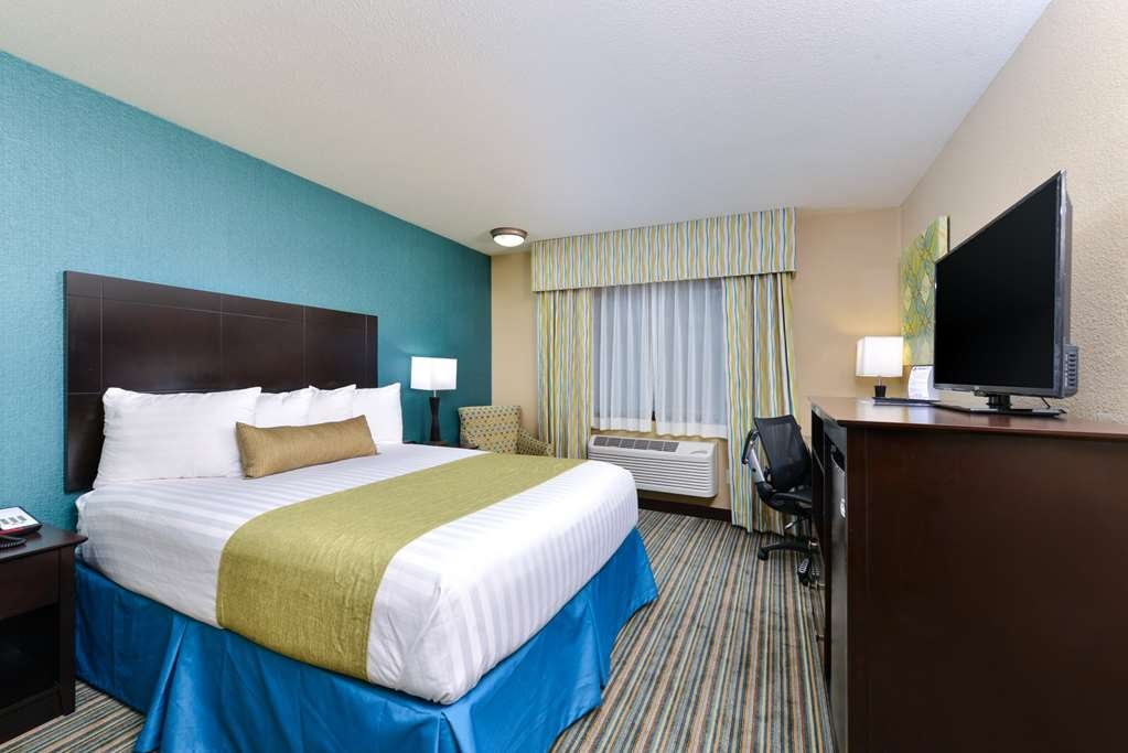 Best Western Long Beach Inn - Habitaciones/Alojamientos