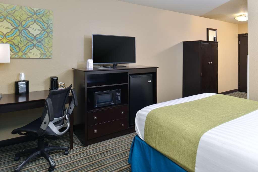 Best Western Long Beach Inn - Zimmer Annehmlichkeiten