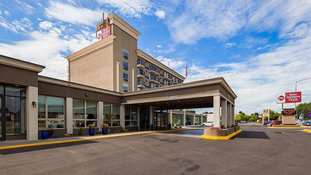 Best Western Plus Columbia River Hotel & Conference Center - Area esterna