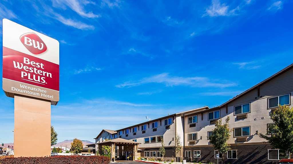 Best Western Plus Wenatchee Downtown Hotel - Vista exterior
