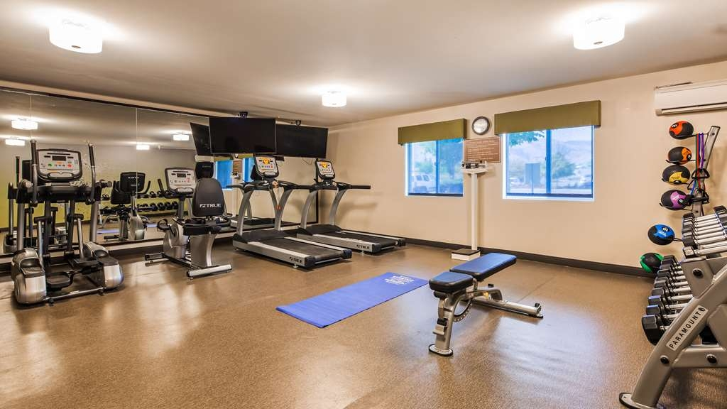 Best Western Plus Wenatchee Downtown Hotel - Club de remise en forme