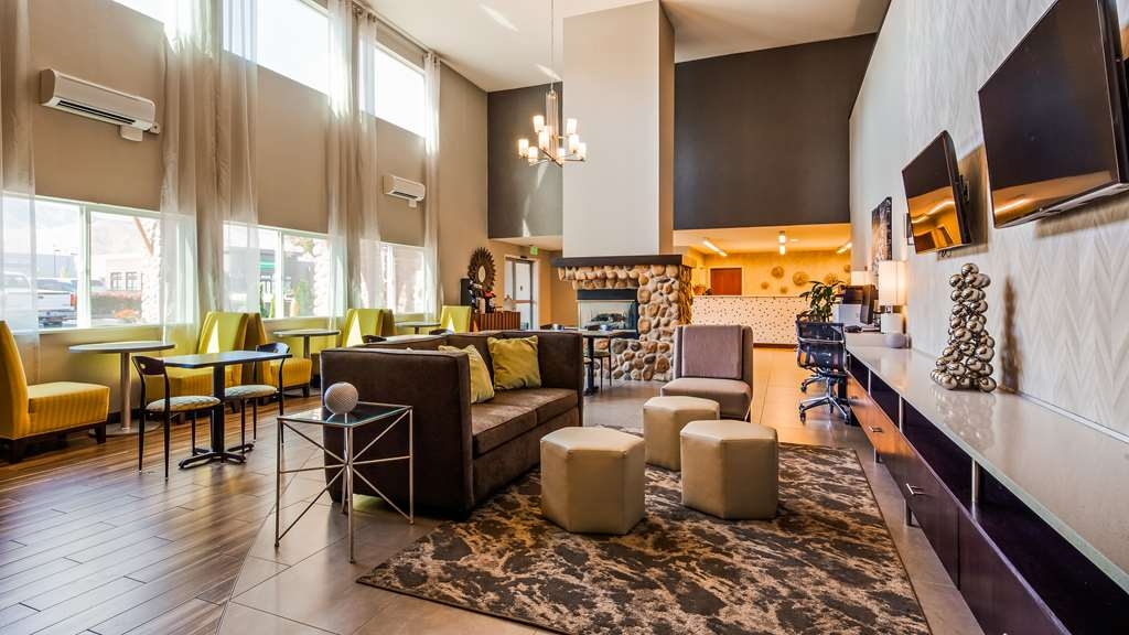 Best Western Plus Wenatchee Downtown Hotel - Vue du lobby