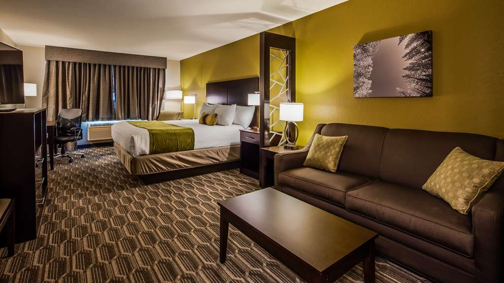 Best Western Plus Wenatchee Downtown Hotel - Chambres / Logements