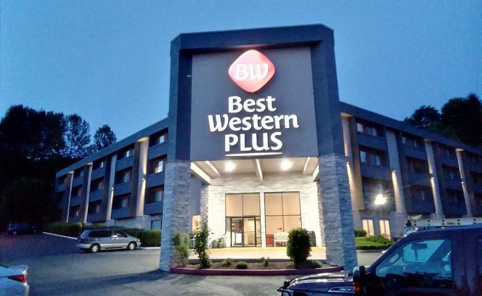 Best Western Plus Renton Inn - Vue extérieure
