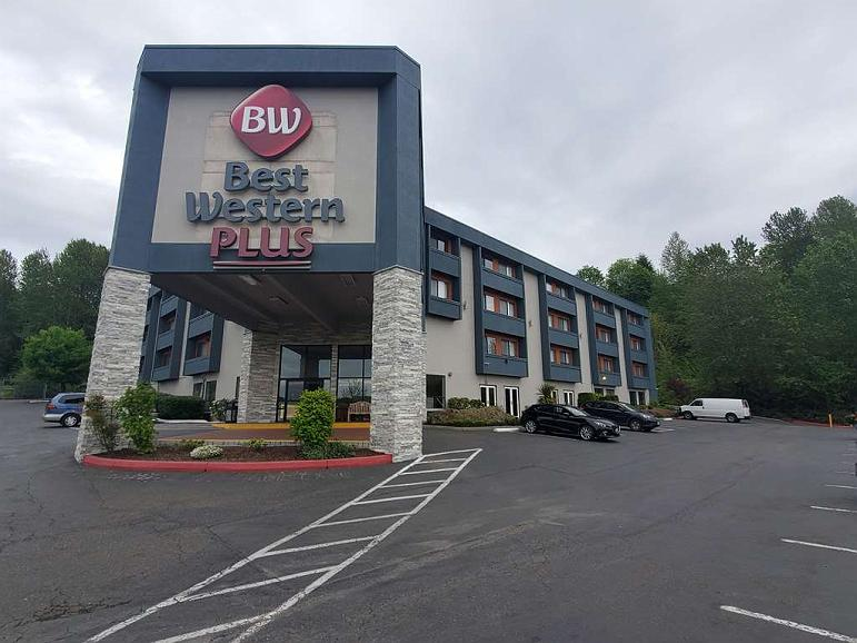 Best Western Plus Renton Inn - Vista exterior