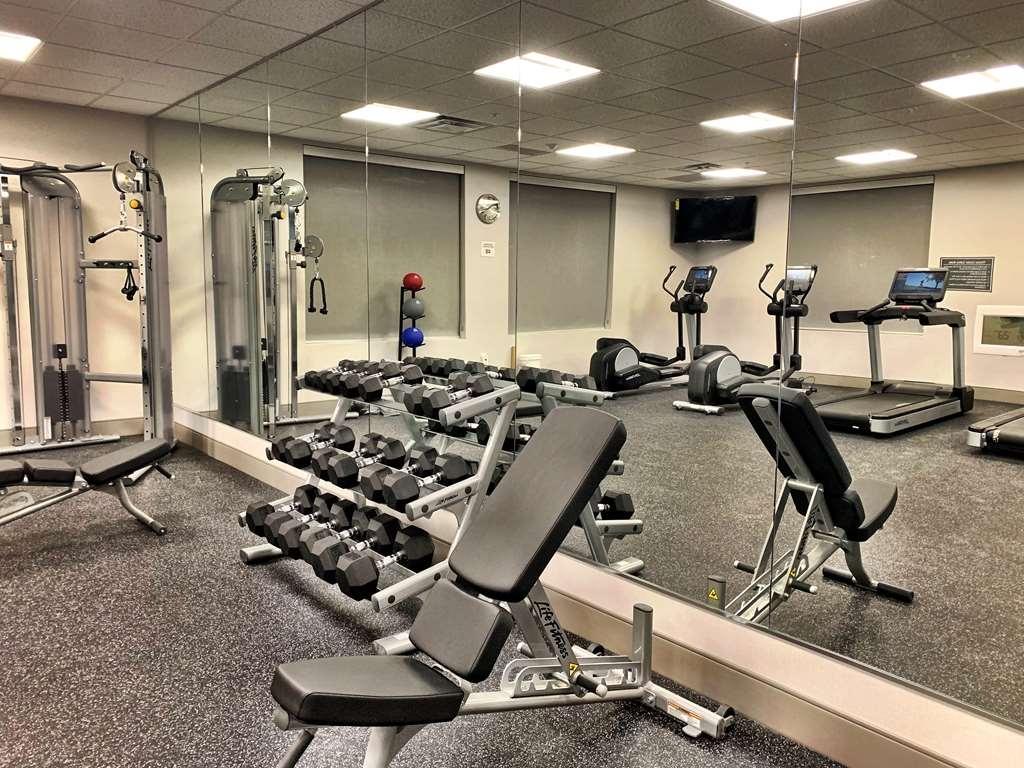 Best Western Premier Hotel at Fisher's Landing - Fitnessstudio