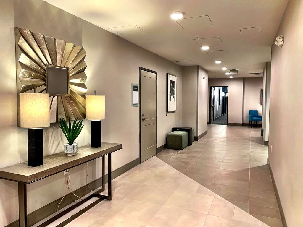 Best Western Premier Hotel at Fisher's Landing - Sala de reuniones