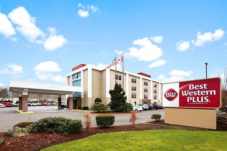 Best Western Plus Bellingham Airport Hotel - Best Western Plus Bellingham Airport Hotel