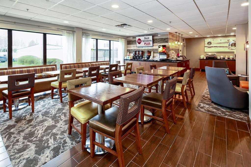 Best Western Plus Bellingham Airport Hotel - Restaurant / Etablissement gastronomique