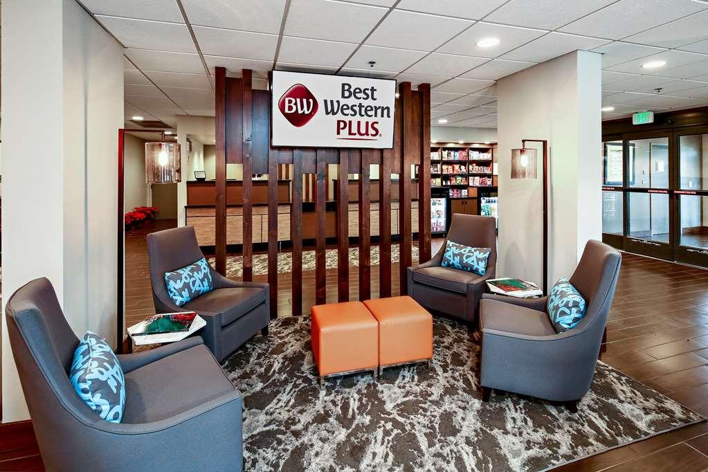Best Western Plus Bellingham Airport Hotel - Vue du lobby