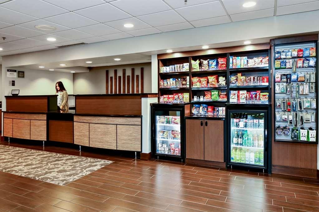 Best Western Plus Bellingham Airport Hotel - Lobbyansicht