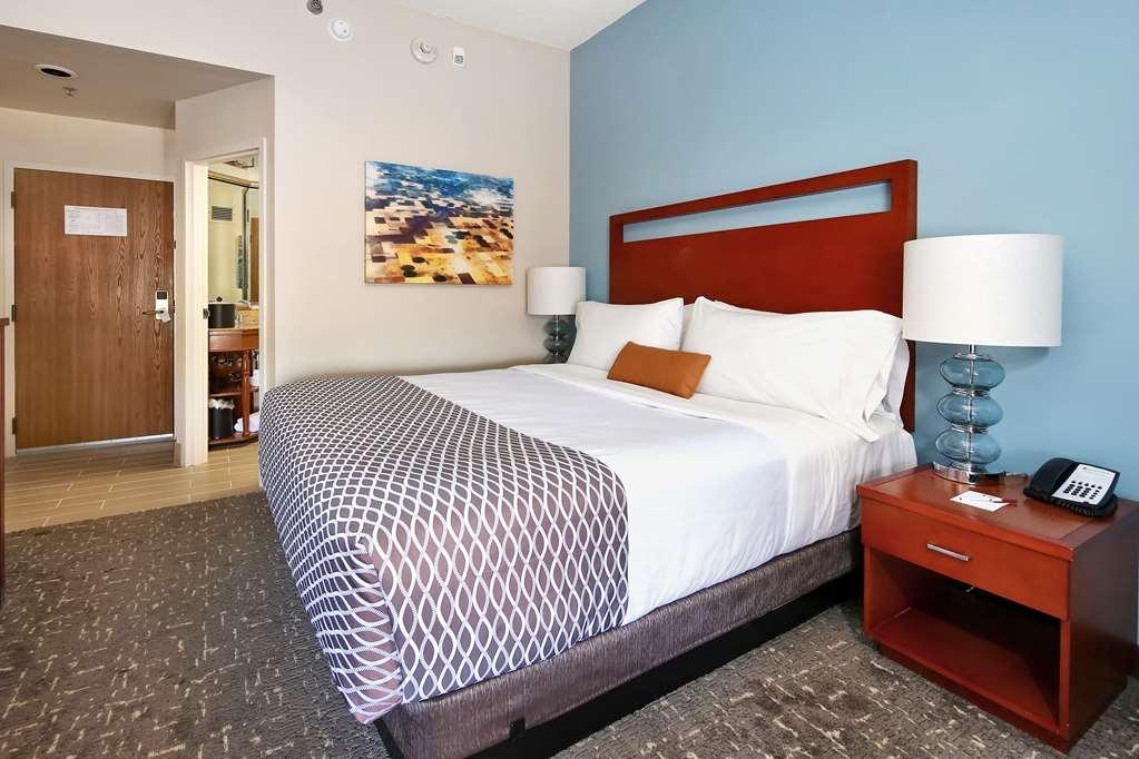 Best Western Plus Bellingham Airport Hotel - Zimmer Annehmlichkeiten