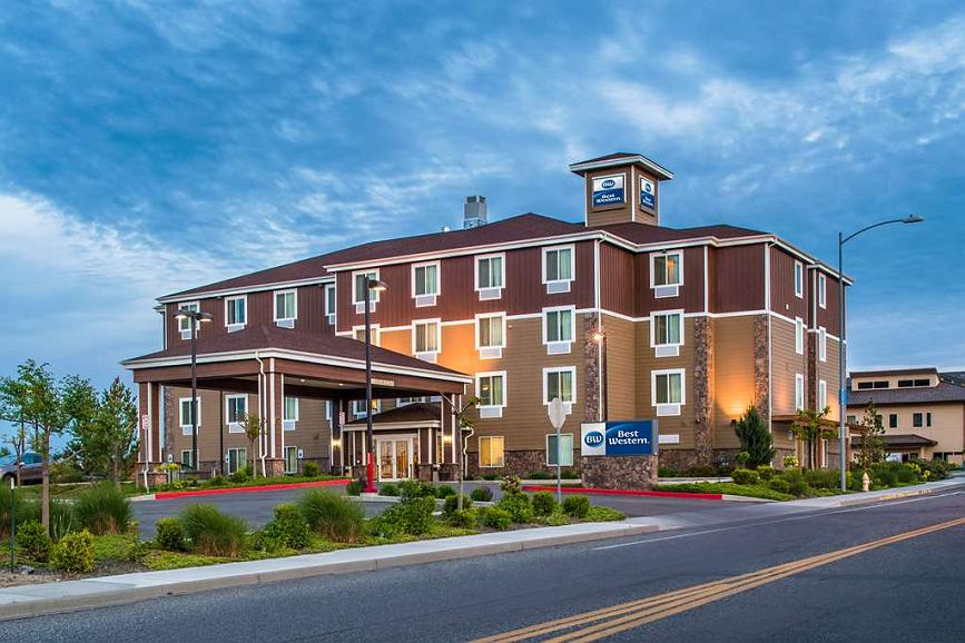 Best Western Kennewick Tri-Cities Center Hotel - Best Western Kennewick Tri-Cities Center Hotel