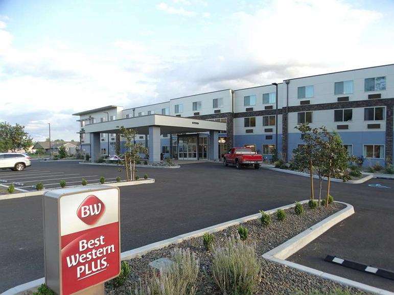 Best Western Plus The Inn at Hells Canyon - Vue extérieure