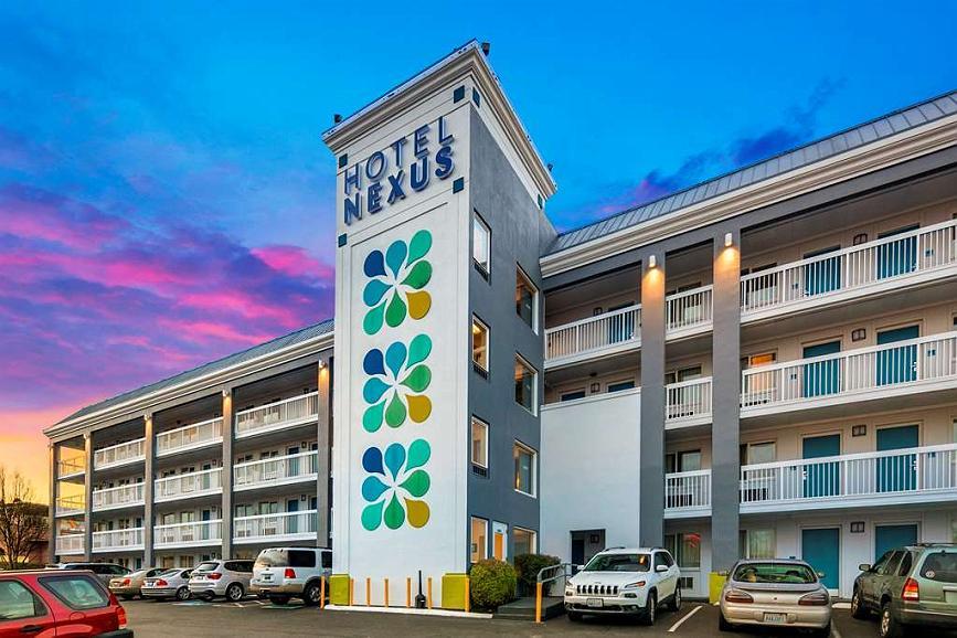 Hotel Nexus, BW Signature Collection - Vue extérieure