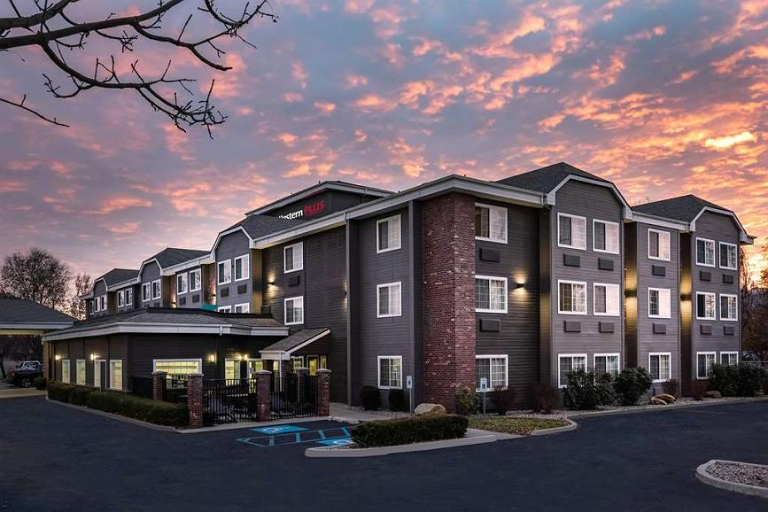 Best Western Plus Spokane North - Aussenansicht