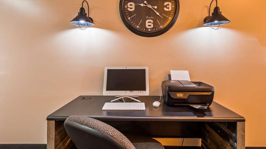 Best Western Logan Inn - Business Center