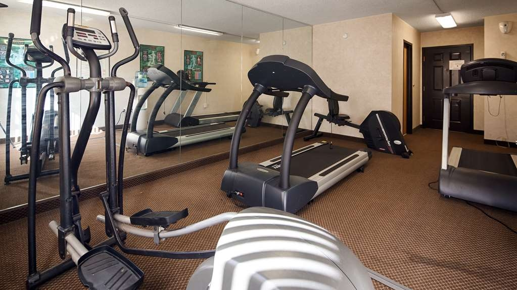 Best Western Huntington Mall Inn - Fitness Center