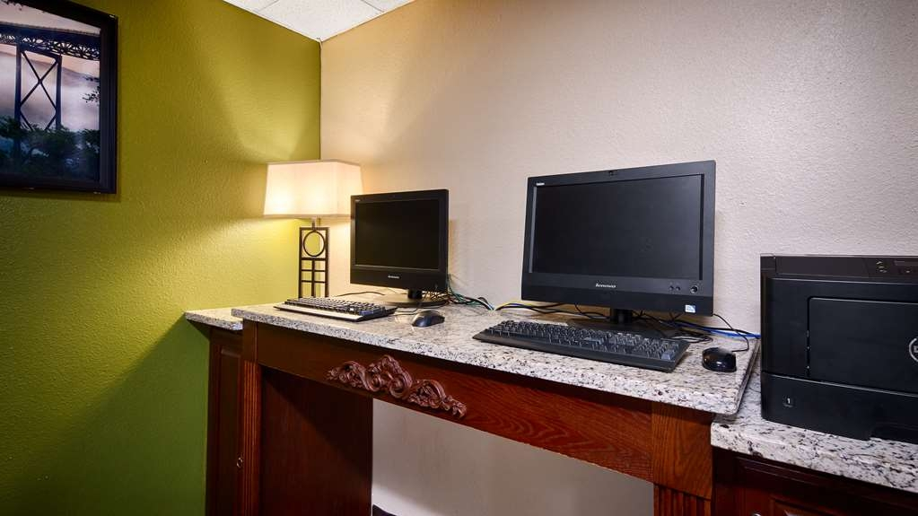 Best Western Huntington Mall Inn - Business Center