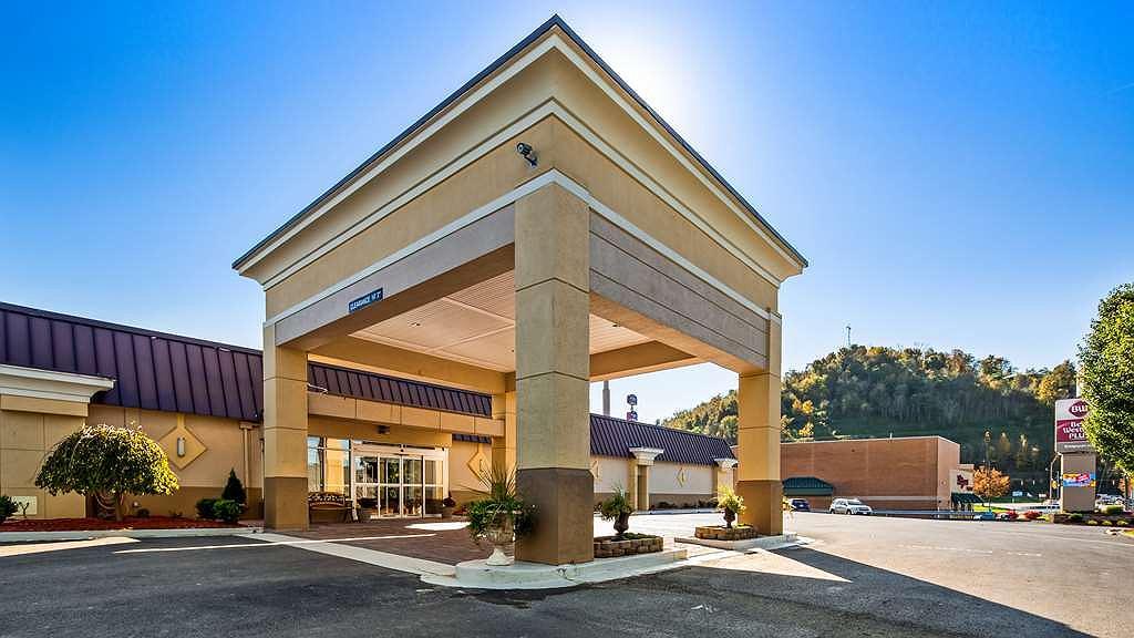 Best Western Plus Bridgeport Inn - Area esterna