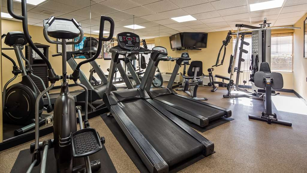 Best Western Plus Bridgeport Inn - Fitness Center