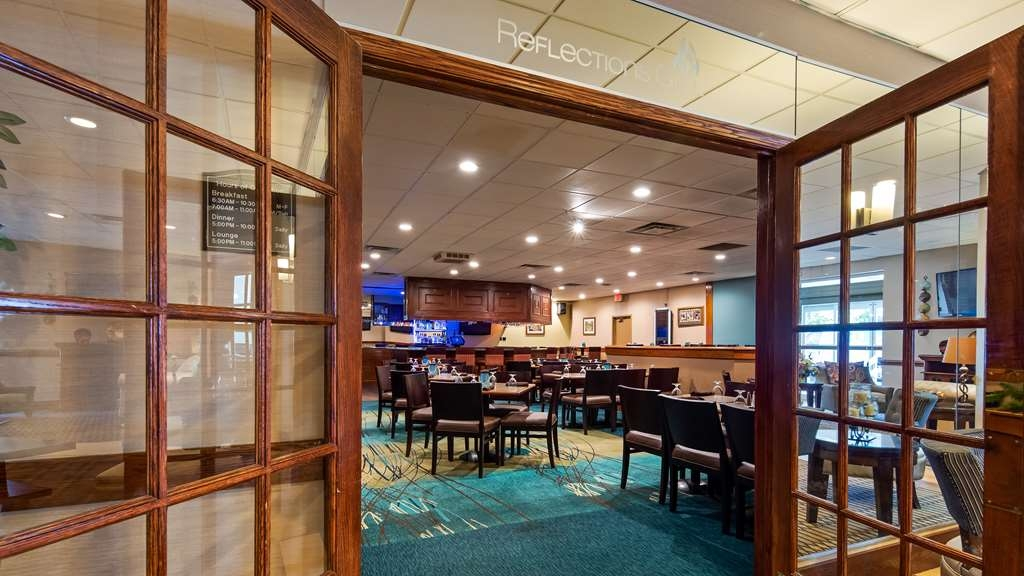 Best Western Plus Bridgeport Inn - Restaurant