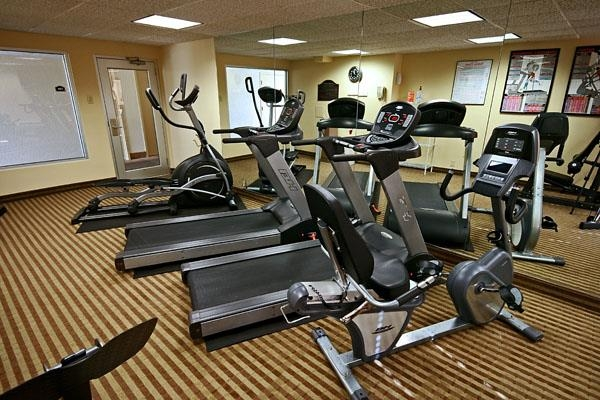 Best Western Plus Bridgeport Inn - fitnessraum