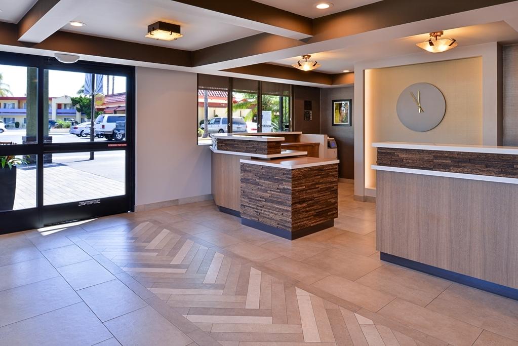 Best Western Plus Pavilions - Vue du lobby