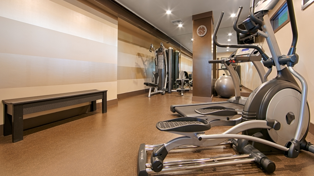 Best Western Plus Pavilions - Sala fitness