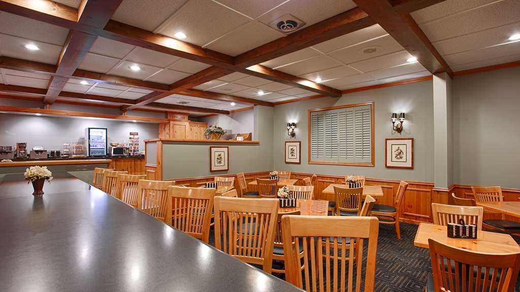 Best Western Inn - Sit down and enjoy the morning news while sipping a delicious cup of coffee.