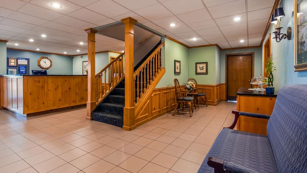 Best Western Inn - Our 24-hour front desk will go above and beyond to provide you attentive customer care from check-in to check-out.