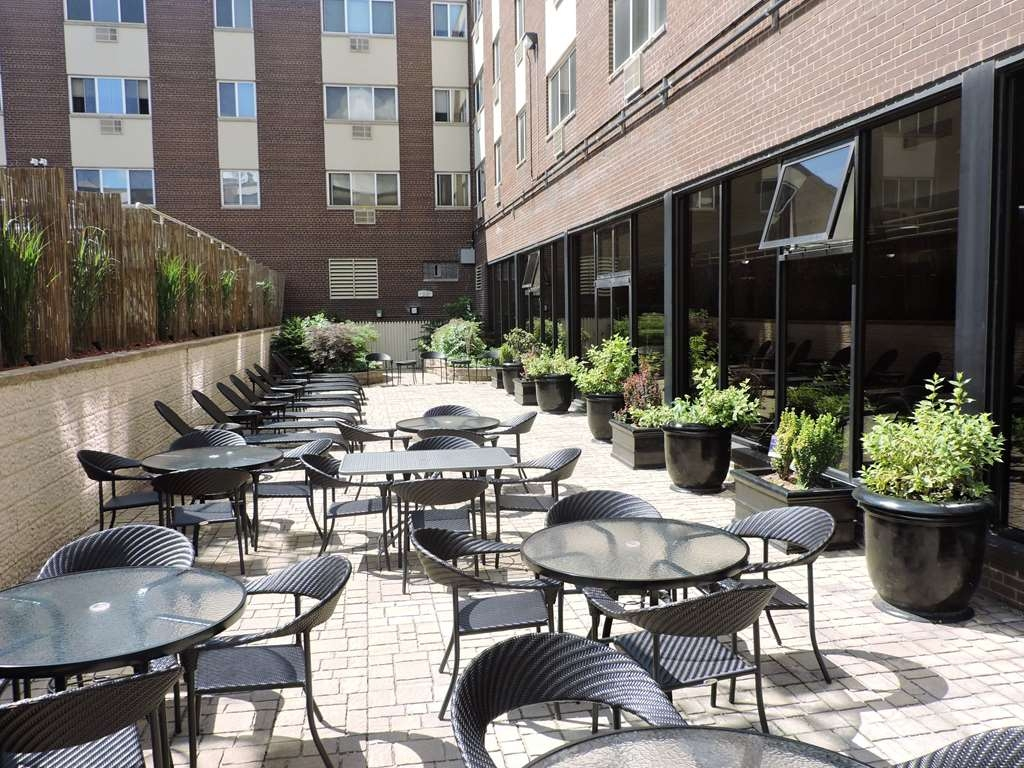 Best Western Milwaukee West - Relax in our remodeled patio area.