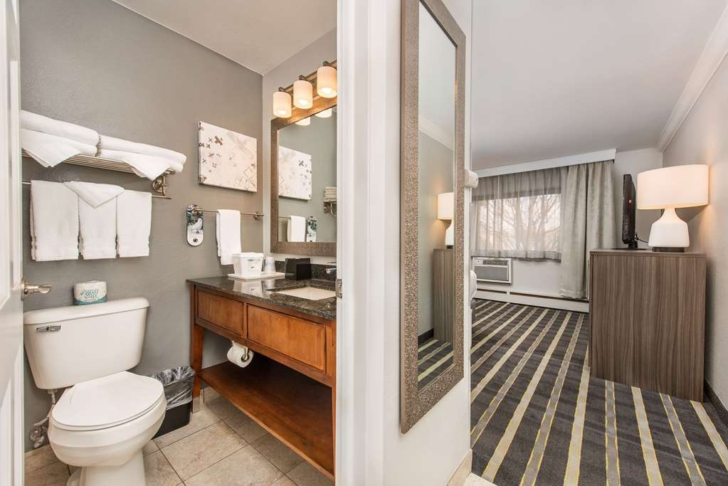 Best Western Milwaukee West - Salle de bain