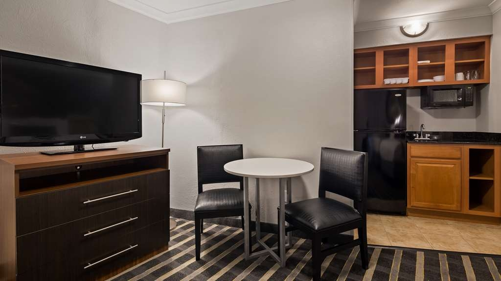 Best Western Milwaukee West - Enjoy the comforts of home in our guest rooms featuring kitchenettes.
