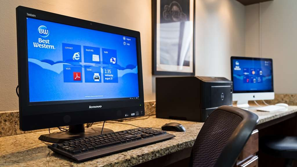 Best Western Milwaukee West - Stay productive during your time away from home in our business center.