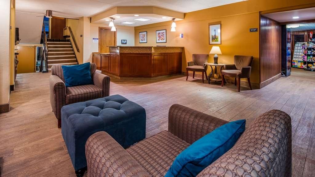 Best Western Bridgeview Hotel - Hall