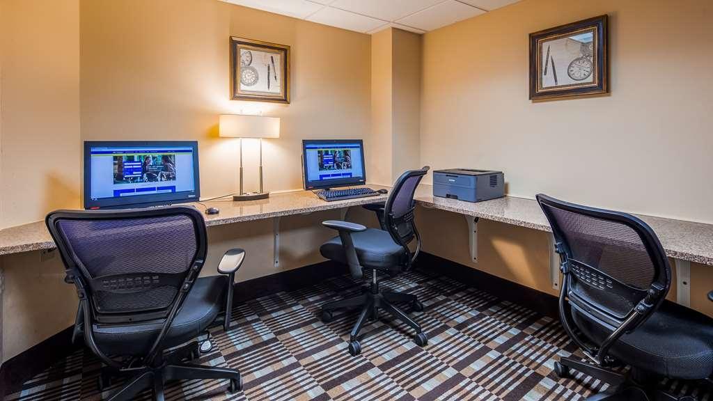 Best Western Bridgeview Hotel - affari-centro