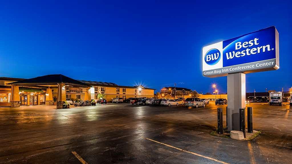 Best Western Green Bay Inn Conference Center - Area esterna