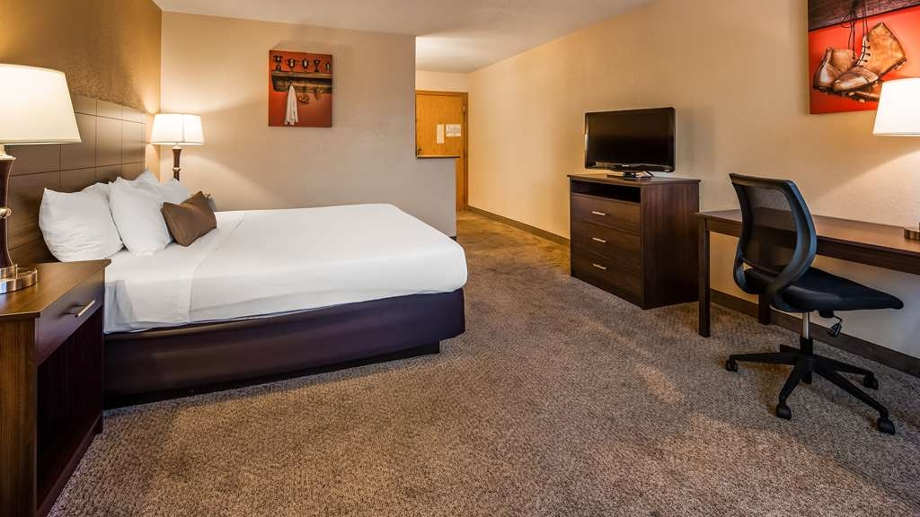 Best Western Green Bay Inn Conference Center - Habitaciones/Alojamientos