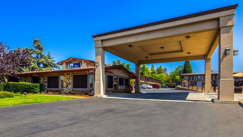 Best Western Golden Key - Vista Exterior