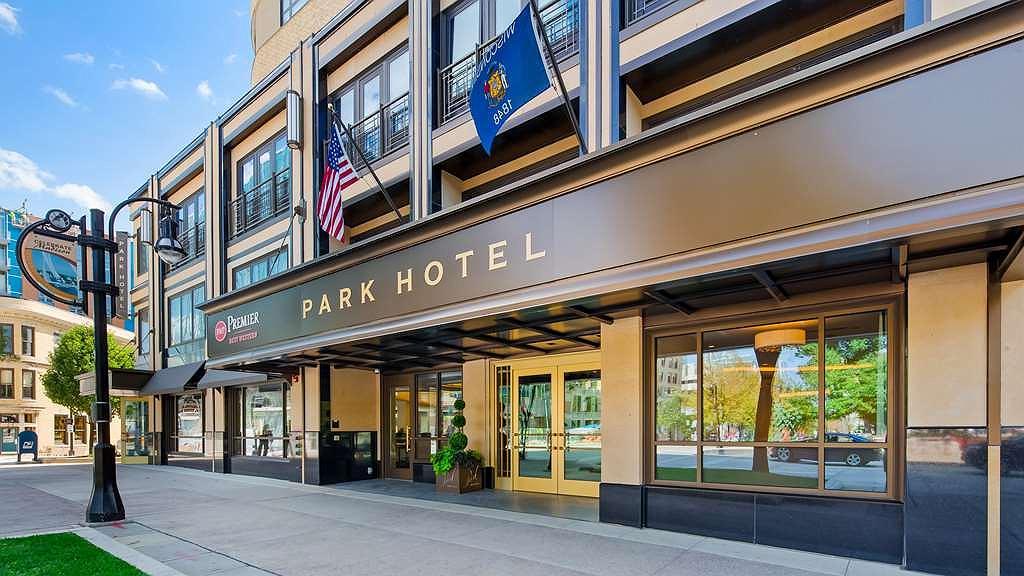 Best Western Premier Park Hotel - Vista exterior