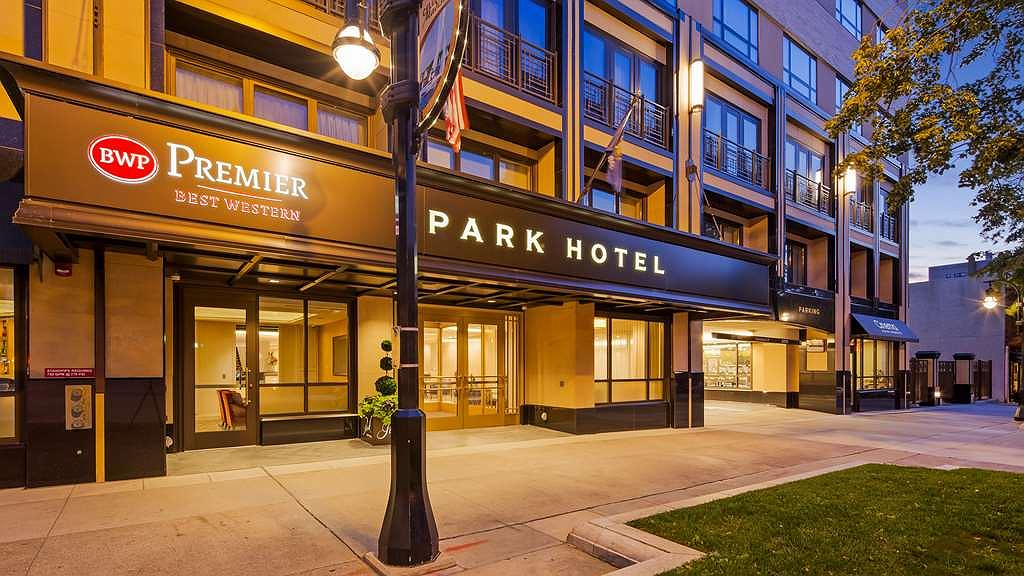 Best Western Premier Park Hotel - Welcome to Madison and the Best Western Premier Park Hotel