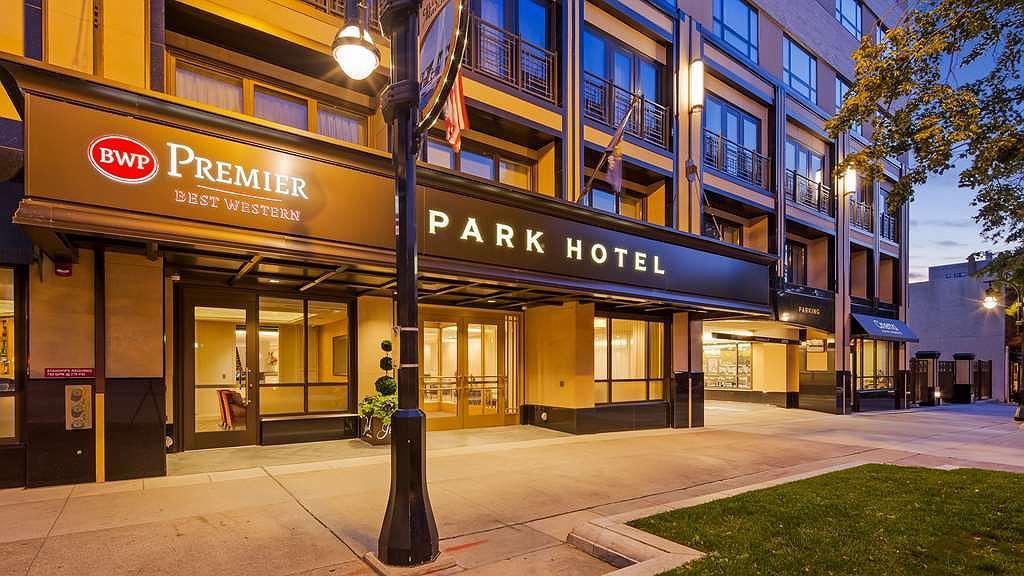 Best Western Premier Park Hotel - Aussenansicht