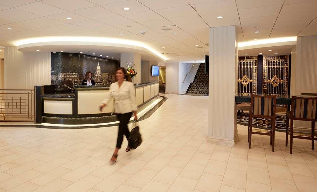 Best Western Premier Park Hotel - Lobbyansicht