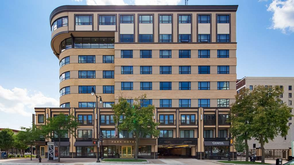 Best Western Premier Park Hotel - Außenansicht