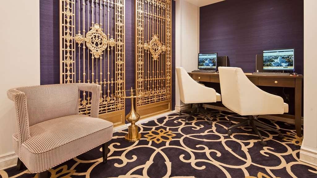 Best Western Premier Park Hotel - Geschäft-zentrum