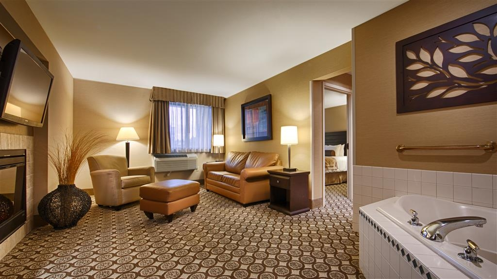 Best Western Plus InnTowner Madison - Suite
