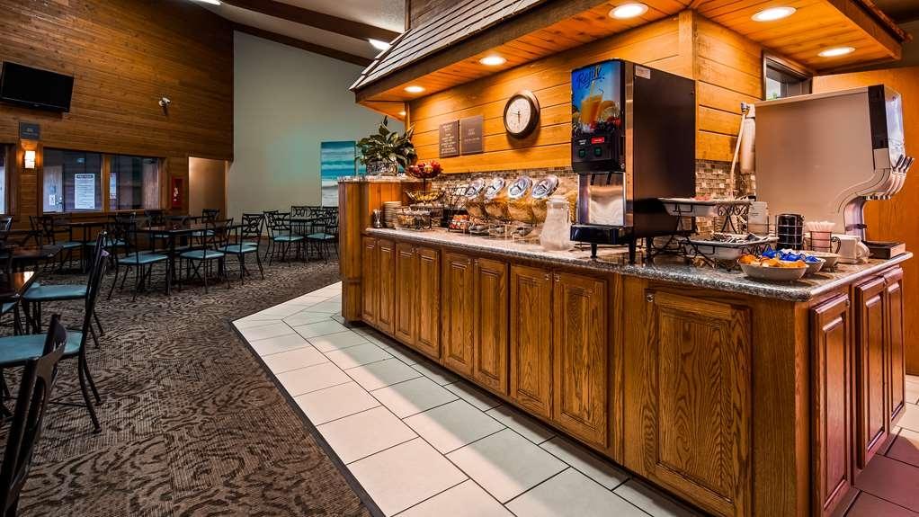 Best Western Maritime Inn - Restaurant / Gastronomie